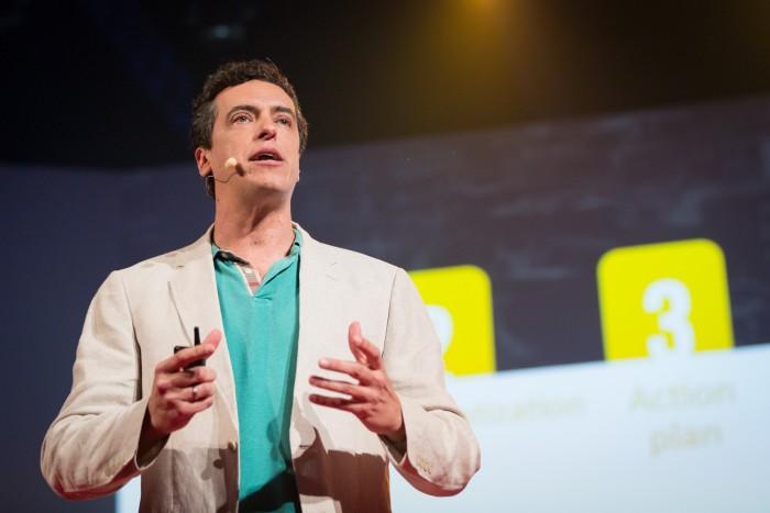 TEDGlobal 2014 no Rio de Janeiro