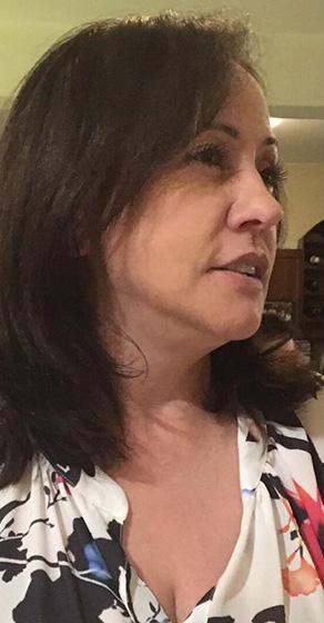 Maria Fernanda, financeiro da La Gracia